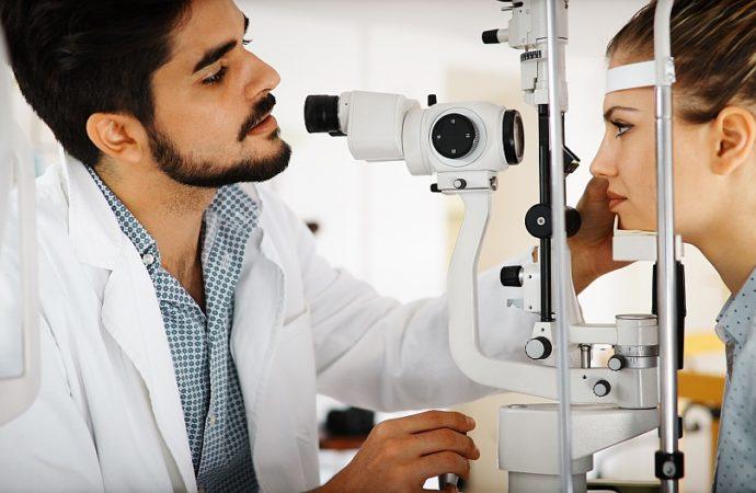 Dobry wzrok czyli wizyta u okulisty