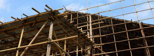 Rusztowanie – tymczasowa konstrukcja w miejscu prac budowlanych
